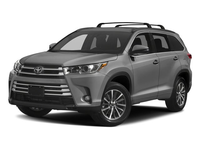 2018 Toyota Highlander Xle Allentown Pa Serving Easton
